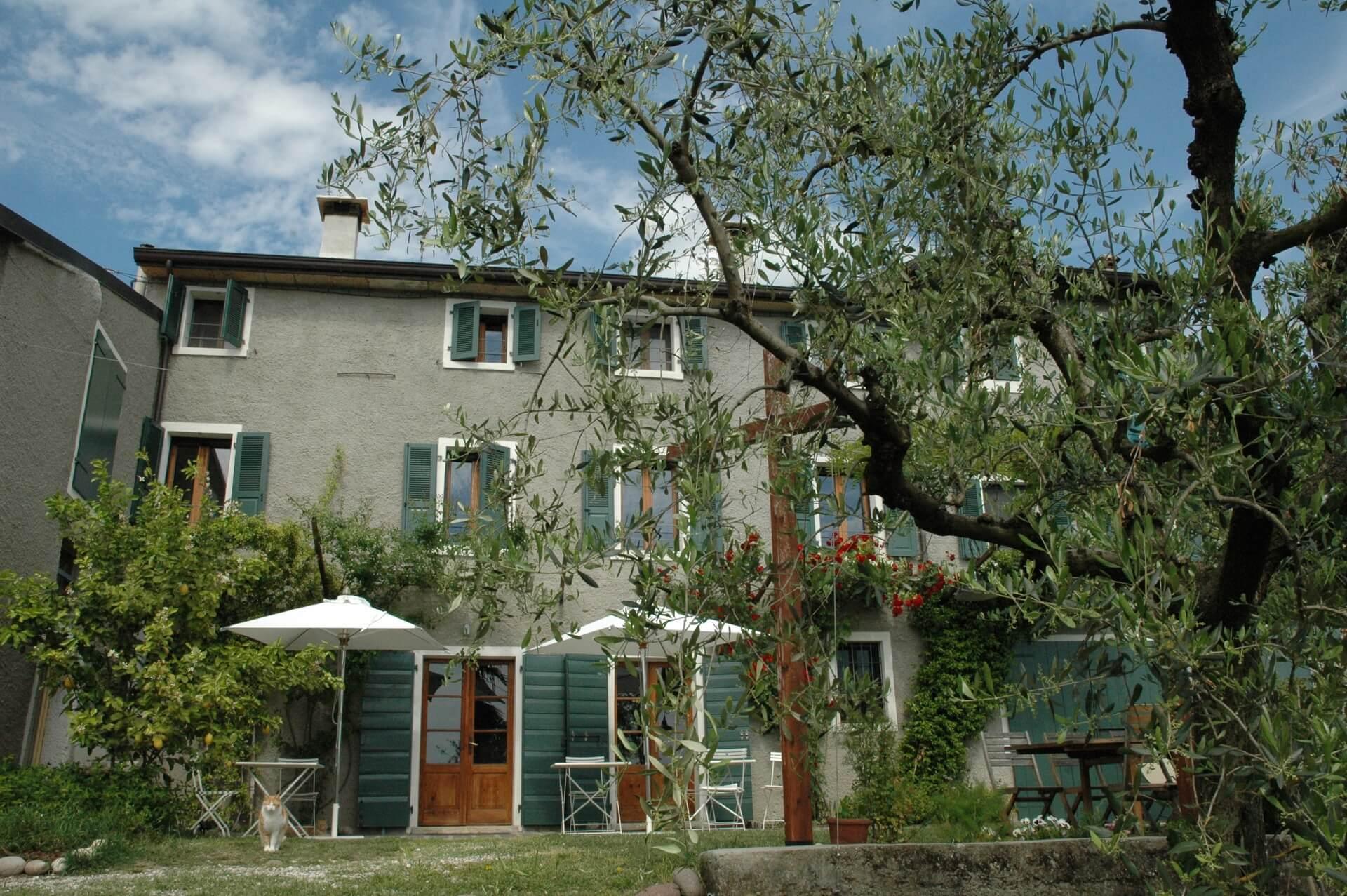 Nel cuore del Lago di Garda: Agriturismo Tenuta La Pergola